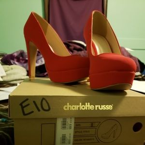 Charolette russe heels